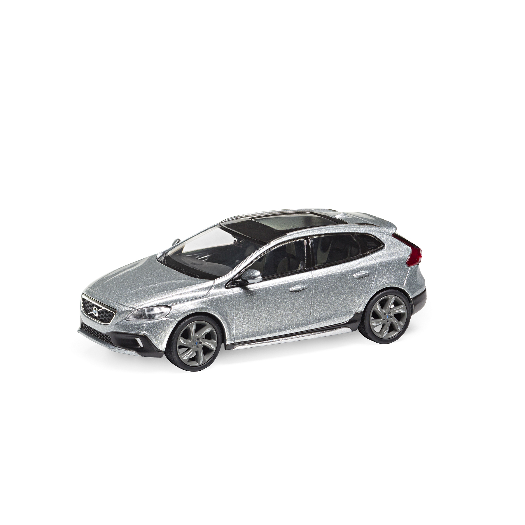 Volvo V40 Cross Country. Electric Silver